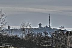 der Brocken im Harz