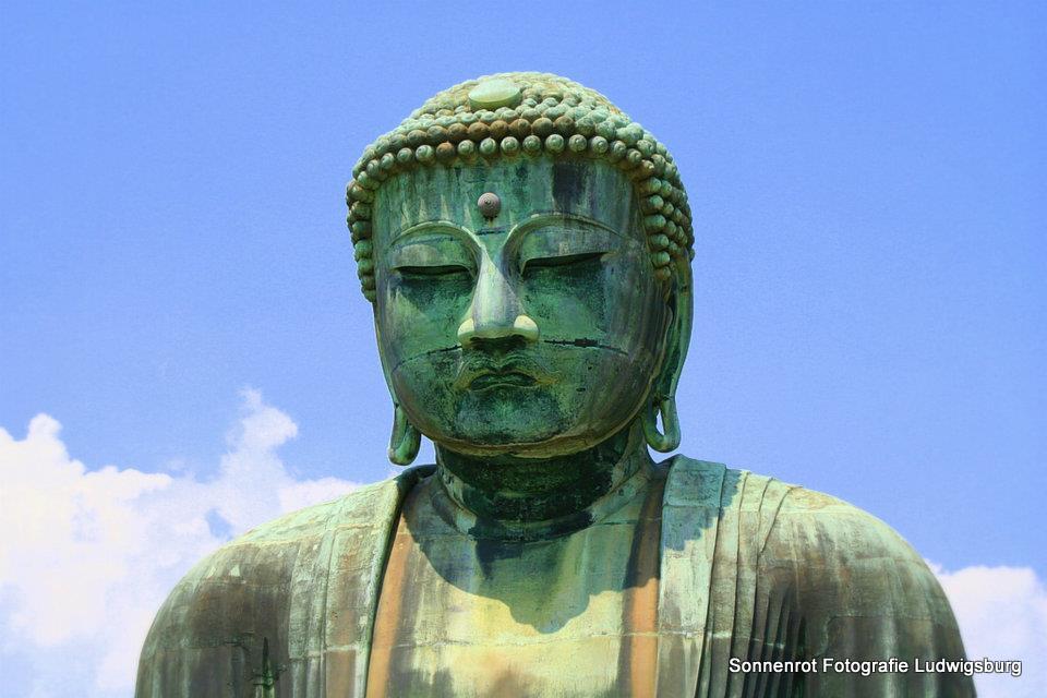 Der Buddha von Kamakura