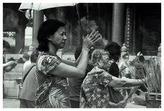 Der Buddhismus in Hongkong