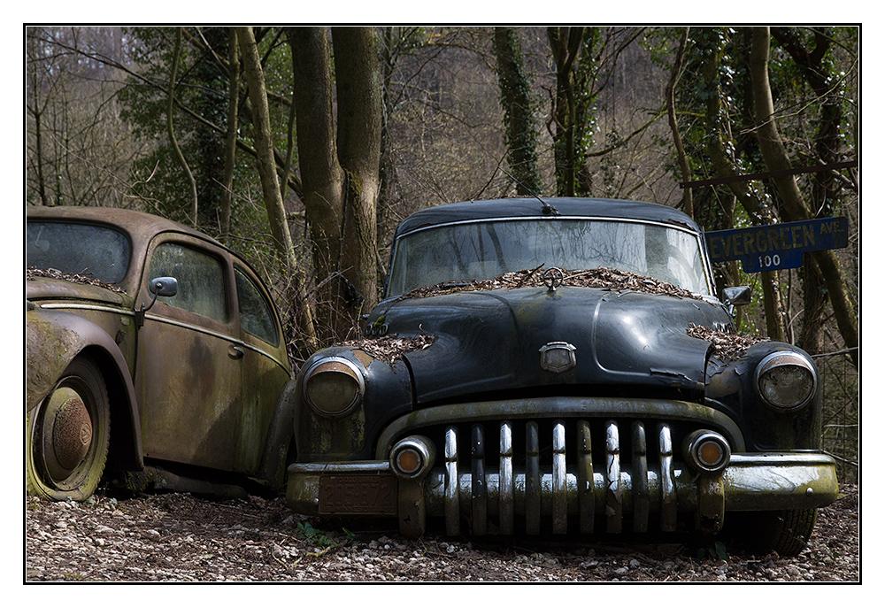 Der Buick und der Käfer