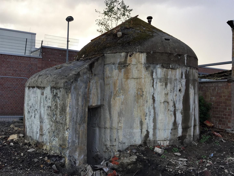 *der Bunker*