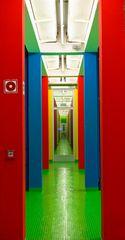 Der bunte Korridor