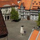 Der Burgplatz in Braunschweig 1