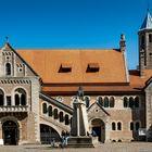 Der Burgplatz in Braunschweig 2