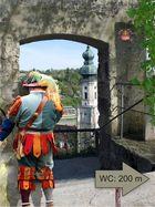 Der Burgwaechter von Burghausen