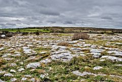 Der Burren.
