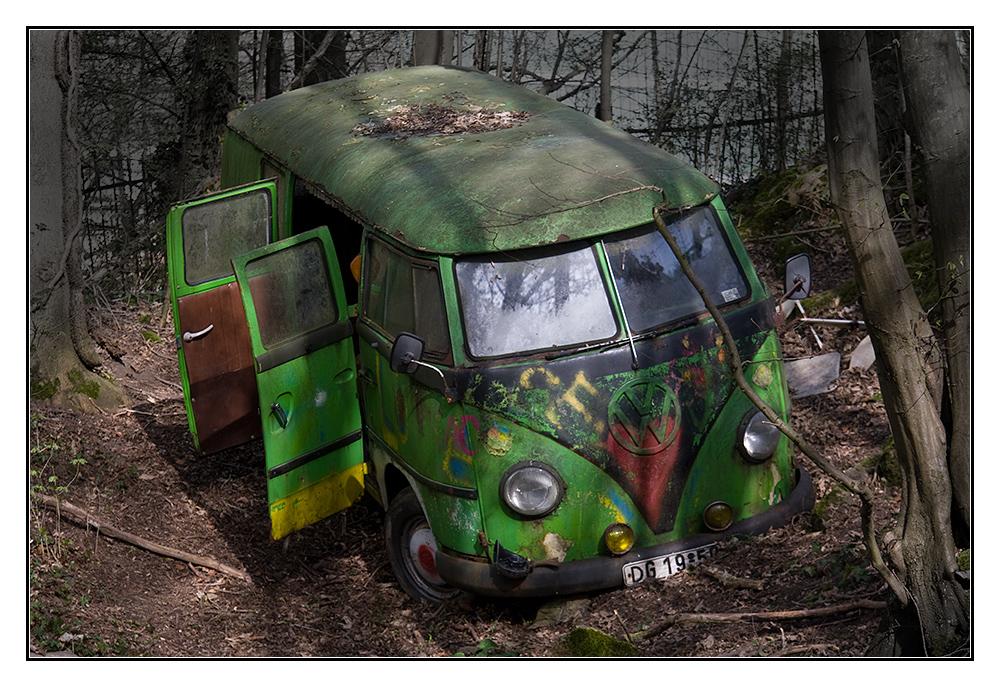 Der Bus kütt