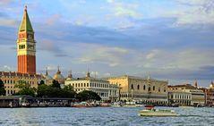 Der Campanile, Venedig