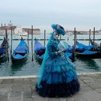 Der Carnevale di Venezia hat begonnen ....