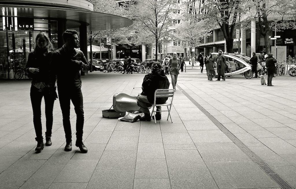 Der Cellospieler