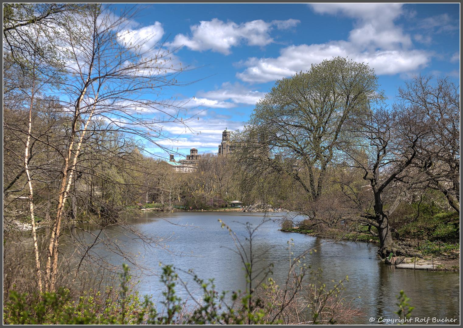 Der Central Park New York