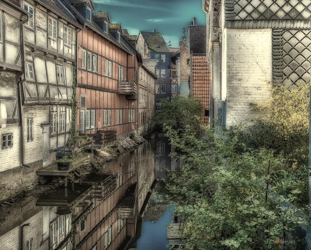 Der Charme der Alten Städte