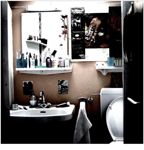 °Der Charme einer Toilette zwei