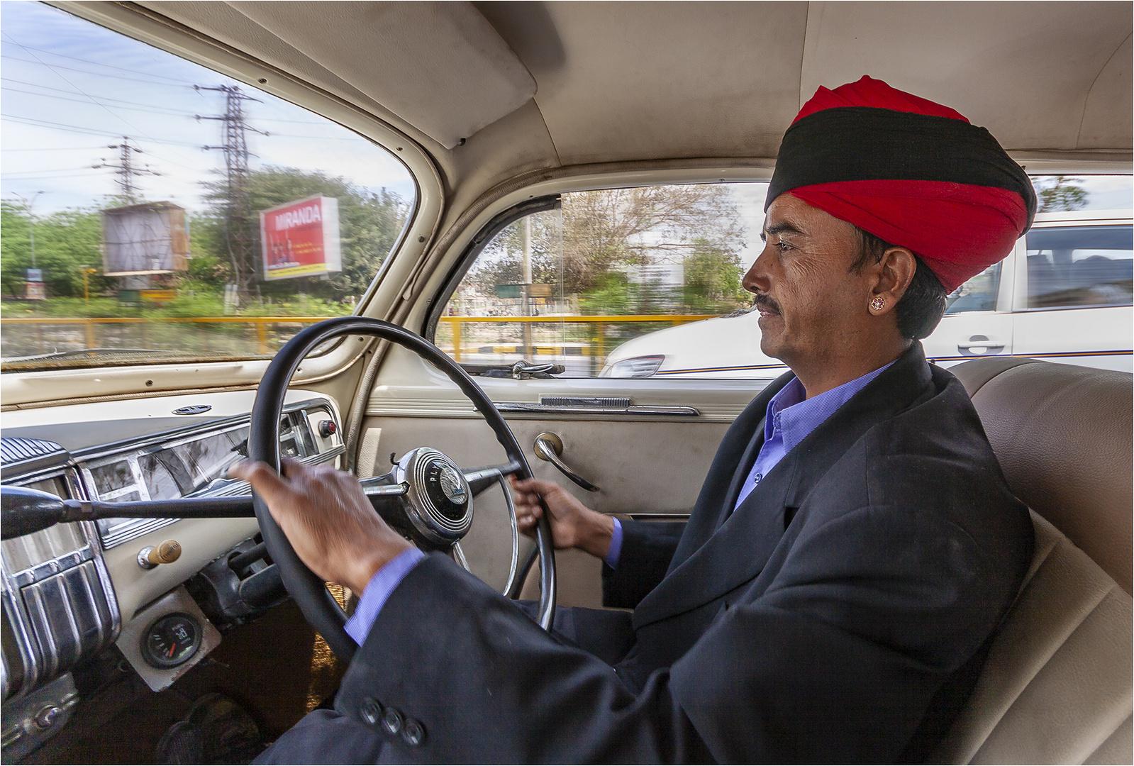 Der Chauffeur