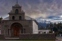 der Chimborazo 6.310 m