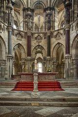 Der Chor im Dom zu Magdeburg