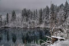 Der Christles See im Tretachtal