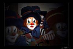 Der Clown...