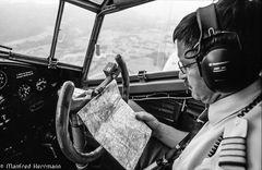 Der Co-Pilot, Alpenrundflug mit der Ju52