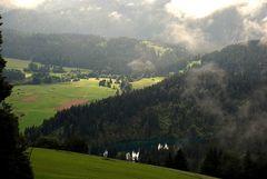 Der Crestasee