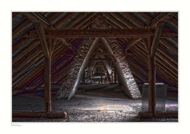 Der Dachboden des Schreckens
