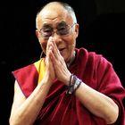 Der Dalai Lama bei seinem Pressegespräch in Wien