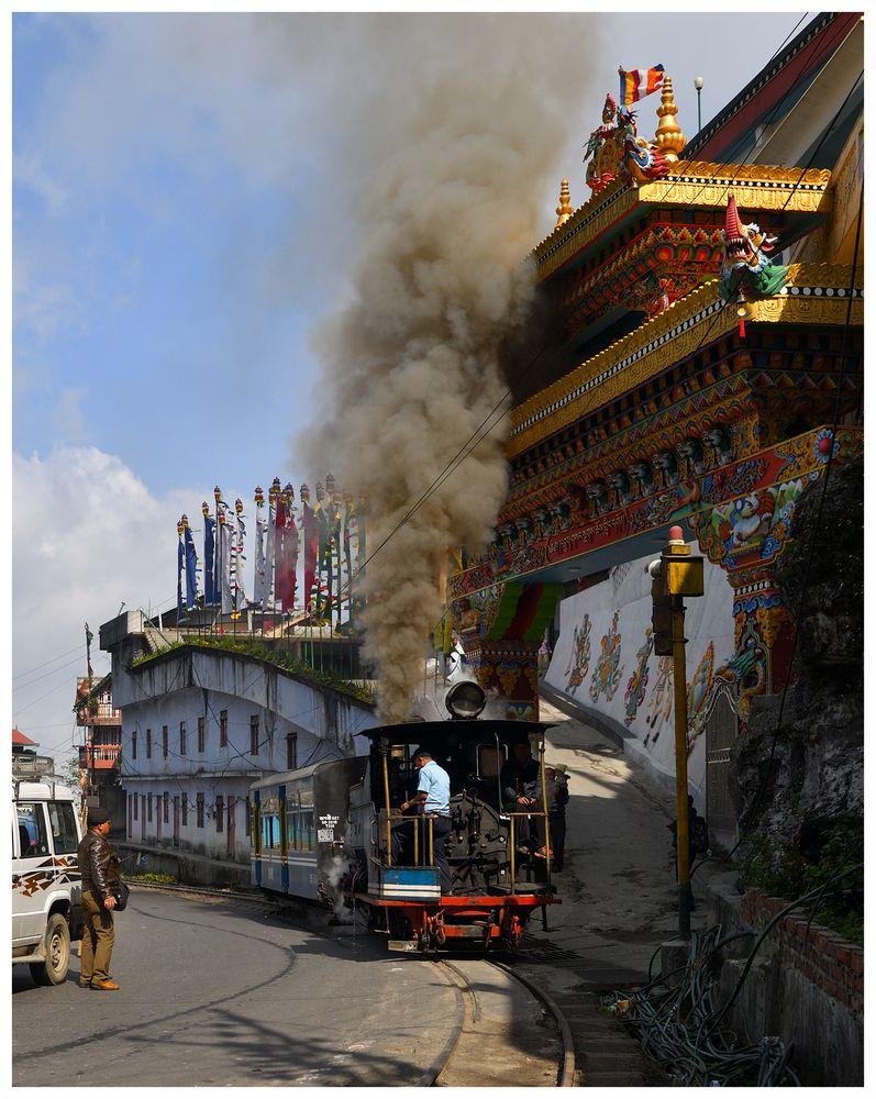Der Darjeeling Dali Monastery Schuss I