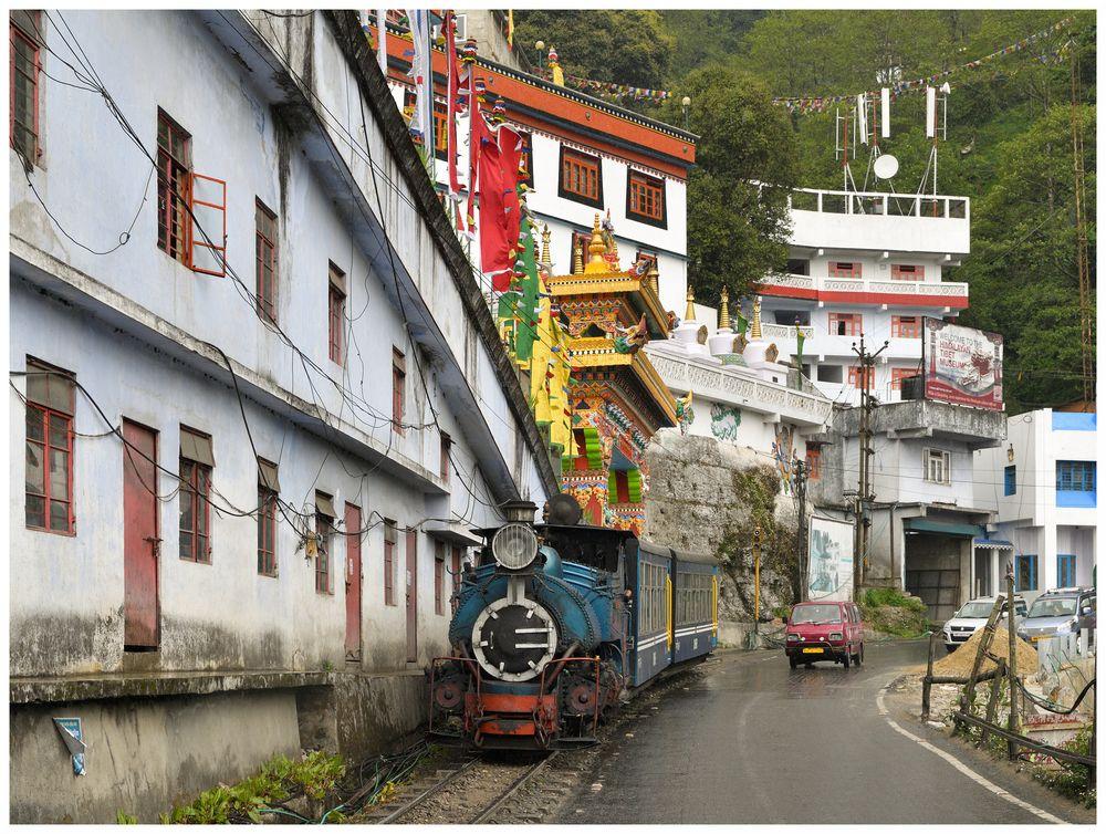 Der Darjeeling Dali Monastery Schuß III