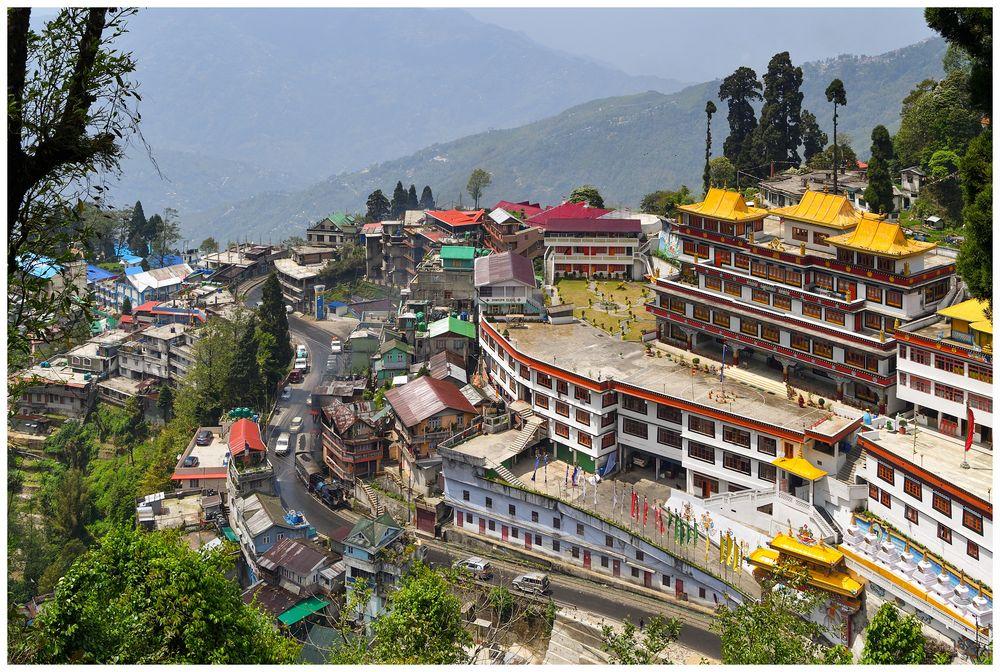 Der Darjeeling Dali Monastery Shot IV