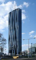 Der DC-Tower: die zweite Schokoladenseite
