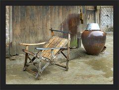 Der Designer-Stuhl