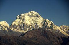 Der Dhaulagiri (8172m) vom Aussichtspunkt Poon Hill