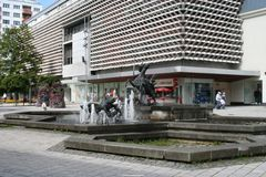 Der Diana Brunnen 1