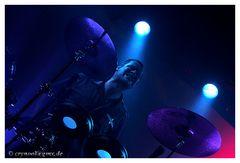Der Dicke und der Trommler - VNV Nation - live in FFM - 21.03.2007 - II