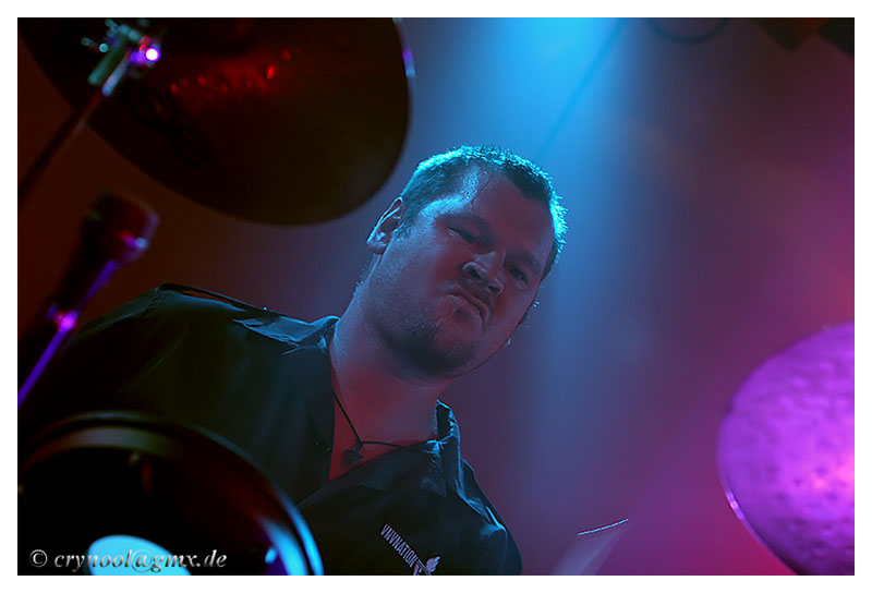 Der Dicke und der Trommler - VNV Nation - live in FFM - 21.03.2007 - IV