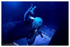 Der Dicke und der Trommler - VNV Nation - live in FFM - 21.03.2007 - VI