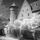 Der Diebsturm zu Michelstadt (Odw.)