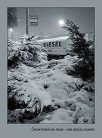 Der Diesel kommt