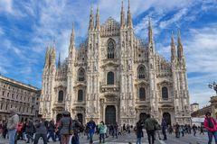 Der Dom - das Wahrzeichen Mailands
