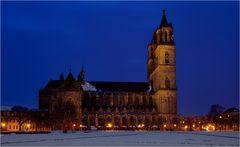 Der Dom in Magdeburg