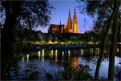 Der Dom in Regensburg