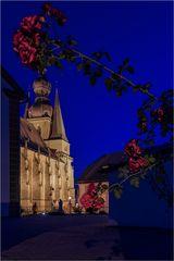 Der Dom in Sankt Wendel