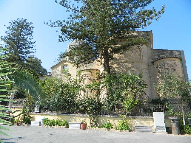 der Dom in Tropea 2