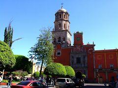 Der Dom von Queretaro