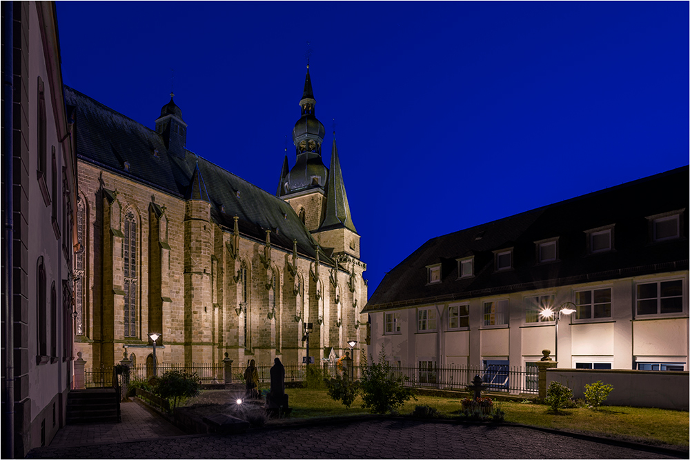 Der Dom vonSankt Wendel