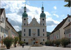 ... der Dom zu Arlesheim ...