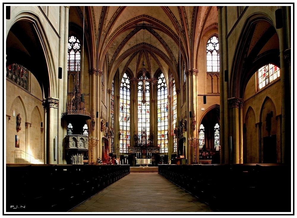 Der Dom zu Billerbeck.
