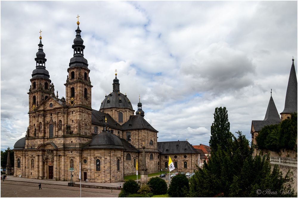 Der Dom zu Fulda