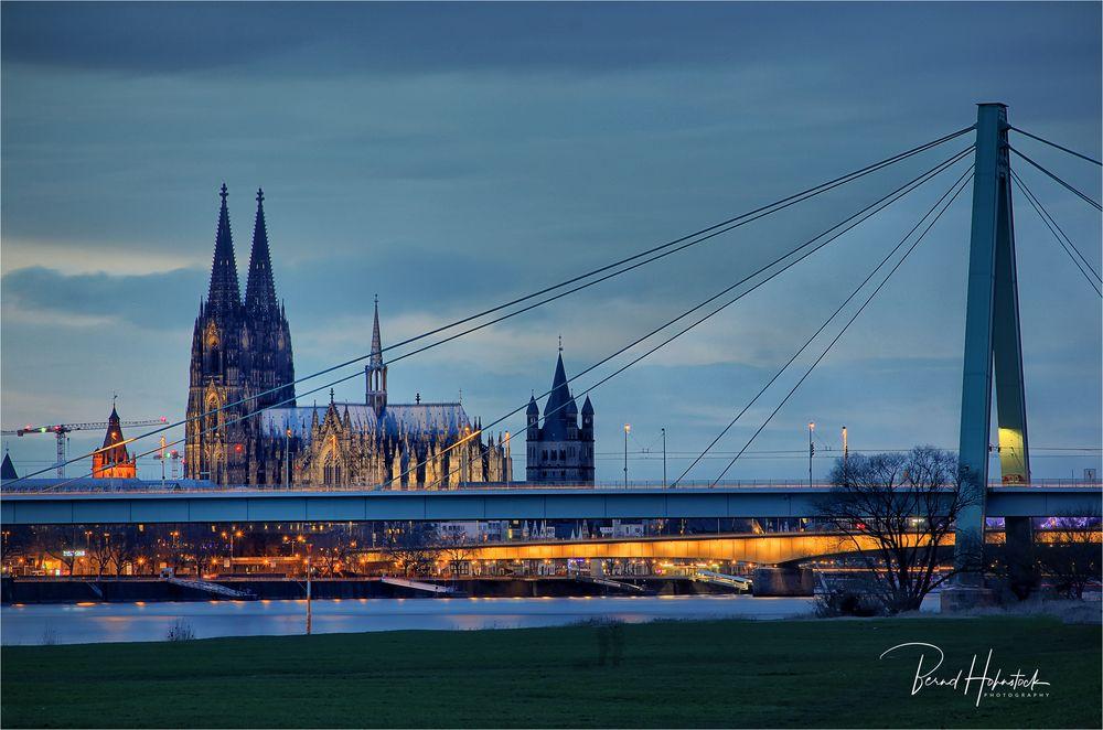 der Dom zu Köln ...