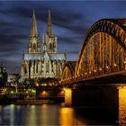 der Dom zu Köln am Rhein ... meine neuste Version